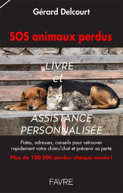 livre sos animaux perdus et assistance