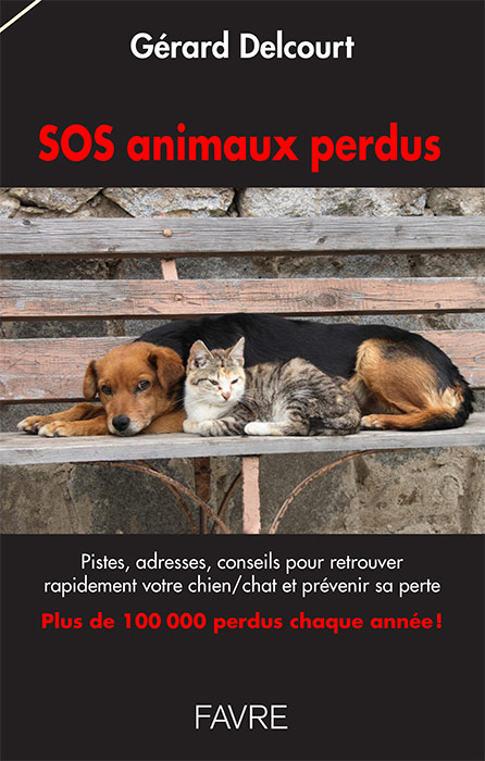 livre sos animaux perdus